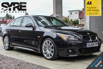 BMW 5 SERIES 520d M SPORT BUSINESS EDITION