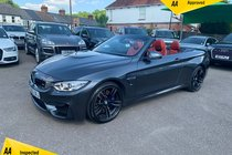BMW 4 SERIES M4 3.0 M DCT (s/s) 2dr
