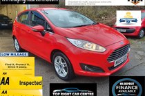 Ford Fiesta 1.0 EcoBoost Zetec (s/s) 5dr