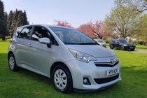 Toyota Verso 1.33 Dual VVT-i TR