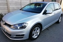 Volkswagen Golf MATCH TDI BLUEMOTION TECHNOLOGY SAT NAV