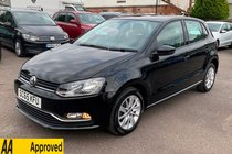 Volkswagen Polo 1.0 TSI BlueMotion Tech SE (s/s) 5dr