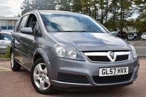 Vauxhall Zafira CLUB 16V E4