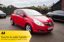 Vauxhall Corsa ENERGY (AC) 1 OWNER ! 64,711 MILES ! 12 MONTHS MOT ! £20 PW & NO DEPOSIT !