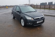 Ford Focus 1.6 ZETEC - FULL MOT - REGULARLY SERVICED - ANY PX WELCOME