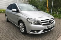 Mercedes B Class B180 BLUEEFFICIENCY SE