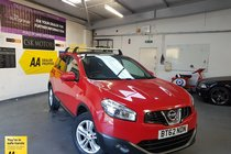 Nissan Qashqai DCI ACENTA IS PLUS 2