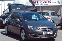 Vauxhall Astra 1.6 SRi 79,000 MILES SERVICE HISTORY