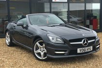 Mercedes SLK SLK200 BLUEEFFICIENCY AMG SPORT ED125