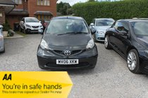 Toyota AYGO VVT-I 5Dr - Perfect example of economy, reliability & comfort - Cheap Tax & Insurance