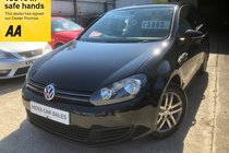 Volkswagen Golf SE TDI DSG AUTOMATIC ONLY 89,000 FSH VERY NICE EXAMPLE PX WELCOME FINANCE AVAILABLE
