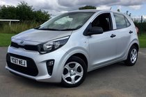 Kia Picanto 1 HATCHBACK 5 DOOR
