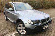 BMW X3 3.0d Sport