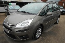 Citroen C4 Grand Picasso HDI VTR PLUS AUTO