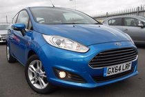 Ford Fiesta 1.0 ZETEC ECOBOOST, NO ANNUAL TAX