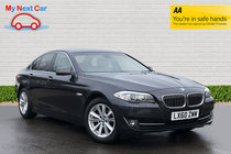 BMW 5 SERIES 520d SE WIDESCREEN SATNAV