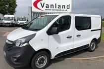 Vauxhall Vivaro 2900 L1H1 CDTI DCB