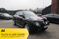 Nissan Juke N-CONNECTA DCI FNSH ! £20 ROAD TAX ! KEYLESS ENTRY ! MEDIA/NAV/BT/CAMERA ! £44 PW & NO DEPOSIT ! RESERVE & COLLECT !