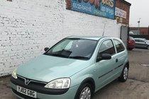 Vauxhall Corsa Club 1.0i 12v