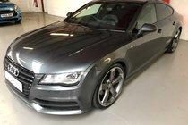 Audi A7 TDI QUATTRO S LINE BLACK EDITION