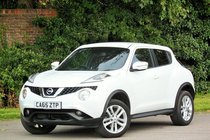 Nissan Juke 1.6 N-CONNECTA XTRONIC