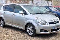 Toyota Corolla Verso VERSO VVT-I SR