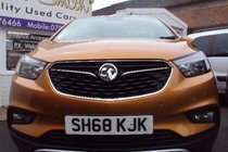 Vauxhall Mokka X 1.6 ULTIMATE AWD 4X4 CDTI 136 6SP STOP/START