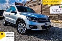 Volkswagen Tiguan MATCH TDI BLUEMOTION TECHNOLOGY