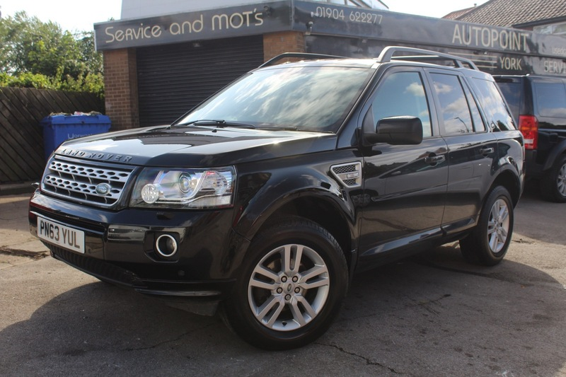 Land Rover Freelander TD4 XS | Autopoint York Ltd