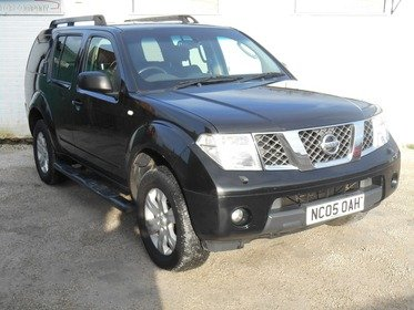 Nissan Pathfinder 2.5 dCi SE 5dr P/X TO CLEAR , 1 YEARS MOT