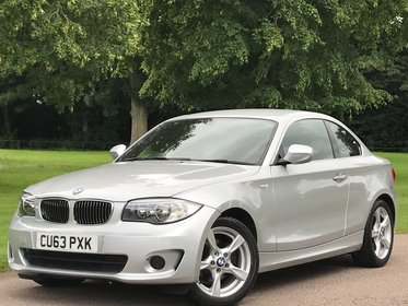BMW 1 SERIES 2.0 118d EXCLUSIVE EDITION