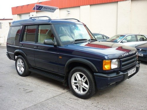 Land Rover Discovery ES TD5 7 SEAT
