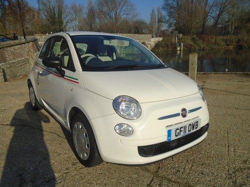 Fiat 500 1.2I POP S/S