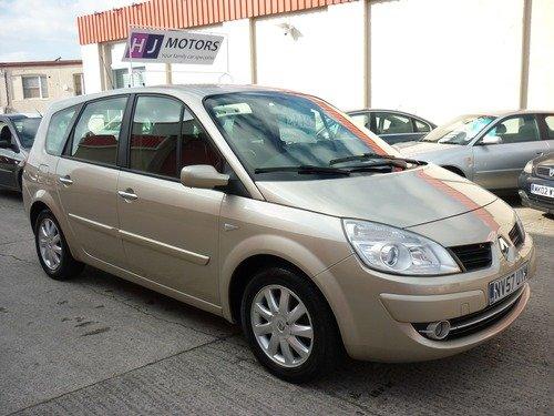 Renault Scenic 1.6 VVT 111 DYNAMIQUE AUTO