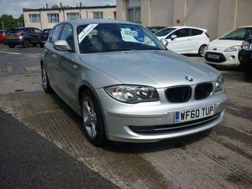 BMW 118 118d SPORT Finance Available
