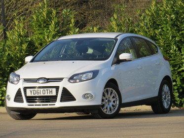 Ford Focus 1.6 TDCI TITANIUM 115PS