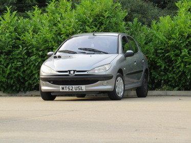 Peugeot 206 1.4 HDI LX AC