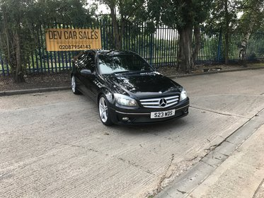 Mercedes CLC CLC 180 KOMPRESSOR SPORT