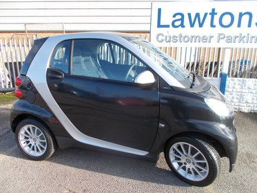 Smart ForTwo coupe passion 54bhp cdi