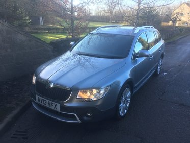 Skoda Superb Outdoor 2.0 TDI CR 170PS 4x4