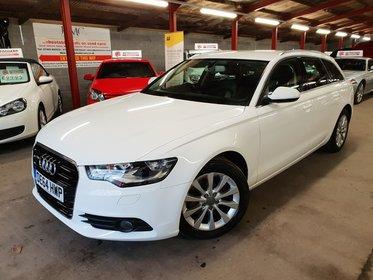 Audi A6 AVANT 2.0TDI ULTRA SE