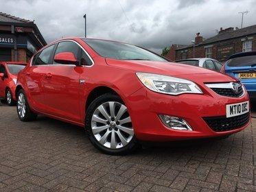 Vauxhall Astra 1.6I 16V VVT ELITE 115PS