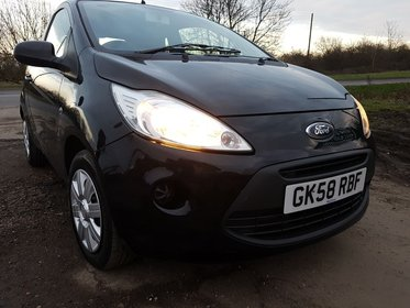Ford Ka Style Ps   Plate