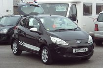 Ford Ka STUDIO 1.2 65,000 MILES SERVICE HISTORY £30 TAX LOW INSURANCE IDEAL FIRST CAR
