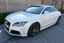 Audi TT TFSI BLACK EDITION SAT NAV