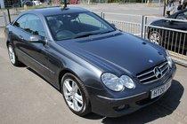 Mercedes CLK CLK 220 CDI Avantgarde