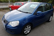 Volkswagen Polo MATCH (80BHP)