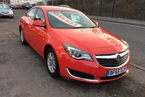 Vauxhall Insignia DESIGN NAV CDTI BUY NO DEP & £43 A WEEK T&C APPLY