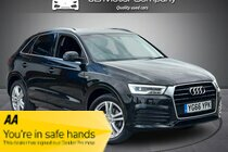 Audi Q3 TDI S LINE NAVIGATION