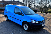 Volkswagen Caddy C20 TDI STARTLINE #FinanceAvailable #NOVAT